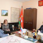 Работа Общественной приемной Губернатора ЯО в Ростовском районе продолжается