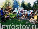 """Прошел фестиваль исторической реконструкции """"Древний град"""""""