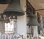 На звоннице Ростовского кремля в Ярославской области началась проверка колоколов