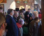 Праздник Рождества Богородицы в Ростове