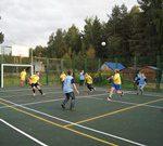 В рамках проекта «Решаем вместе» завершено строительство спортплощадки в поселке Ишня