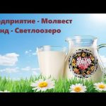 Глава района Алексей Константинов побывал на новом молокозаводе