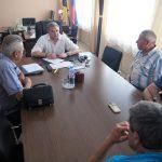 Обсудили вопрос установки памятника воинам-интернационалистам