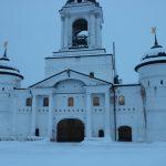 Сергей Шокин посетил Авраамиев Богоявленский монастырь