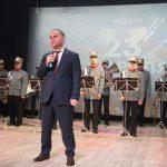 Прошел концерт, посвященный Дню защитника Отечества