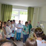 Участники акции «Я – доктор» побывали в Ростовской центральной районной больнице