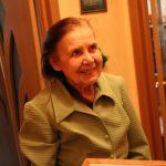 Сергей Шокин поздравил Лидию Тинкову с юбилейным днем рождения