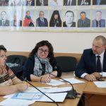 Глава Ростовского района Сергей Шокин принял участие в работе совета Общественной палаты