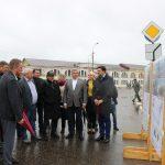 Заместитель главы Минстроя России Максим Егоров побывал в Переславле-Залесском и Ростове