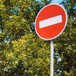 Внимание! Ограничение движения автотранспорта!